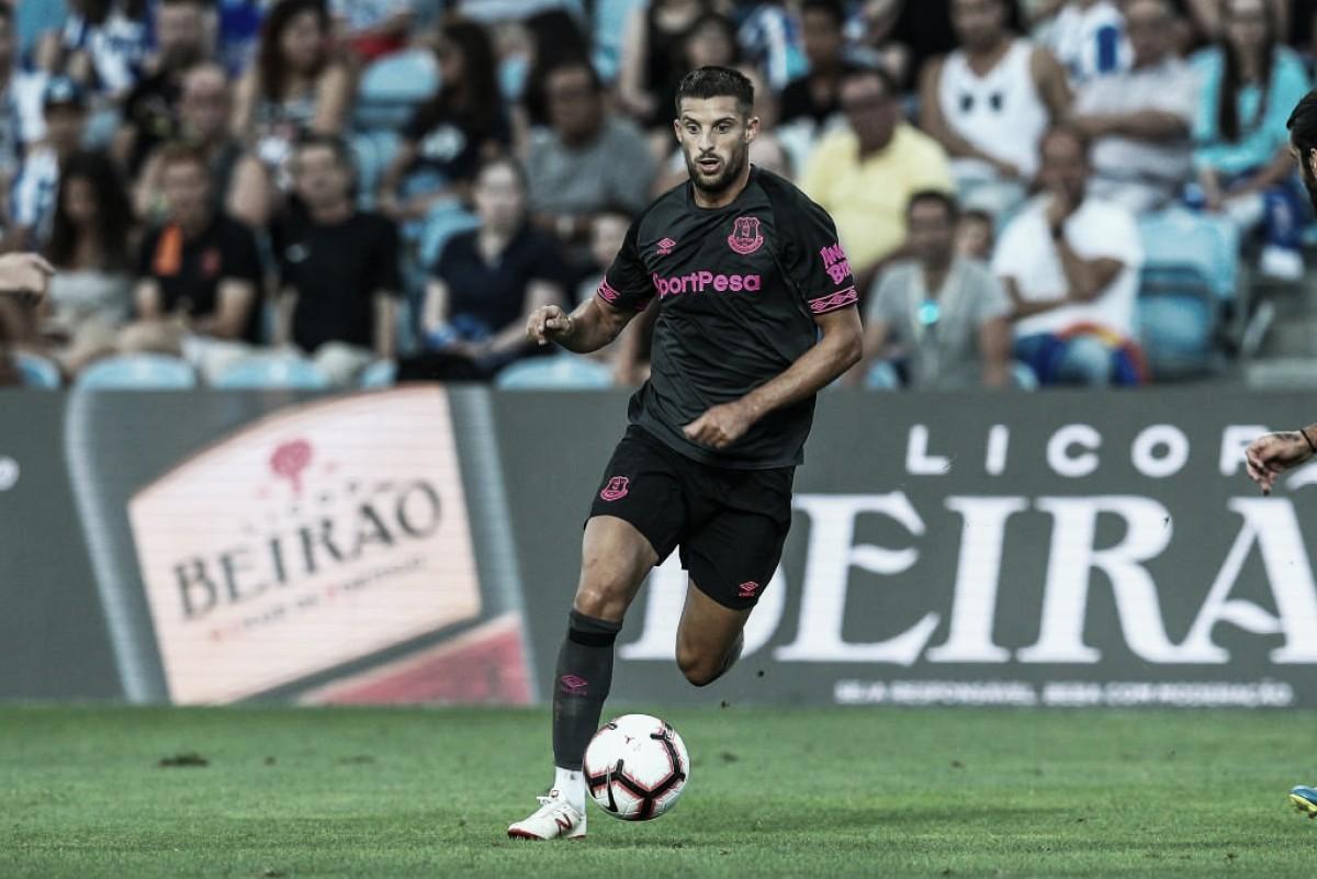 Fiorentina anuncia contratação por empréstimo do atacante Kevin Mirallas, ex-Everton
