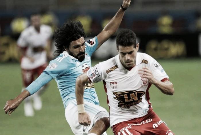 Sporting Cristal-Huracán: Puntuaciones del Globo