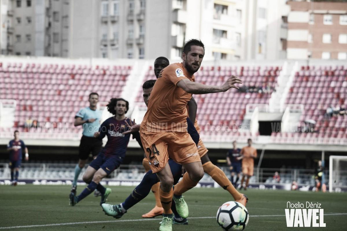 Resumen de la temporada 2017/18: Jorge Miramón, el mejor jugador