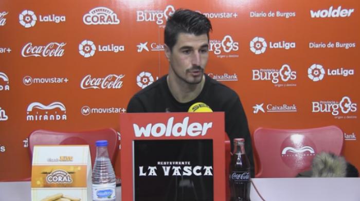 """Álex García: """"El Albacete nos va a exigir mucho"""""""