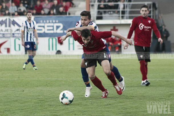 Albacete y Mirandés empatan a nada