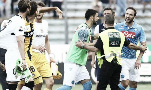 Caso Mirante - Higuain, il portiere del Parma chiude la vicenda