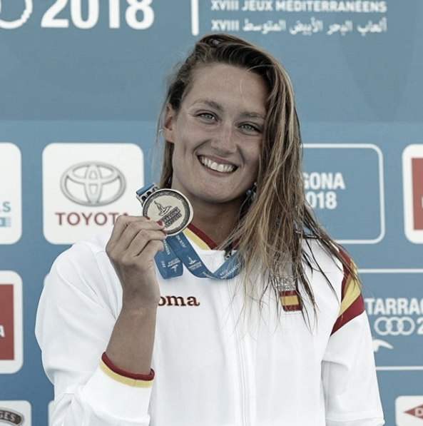 Mireia Belmonte y Jessica Vall confirman su participación en la International Swimming League