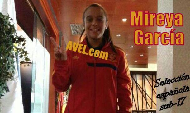 Entrevista especial Europeo Sub-17: Mireya García