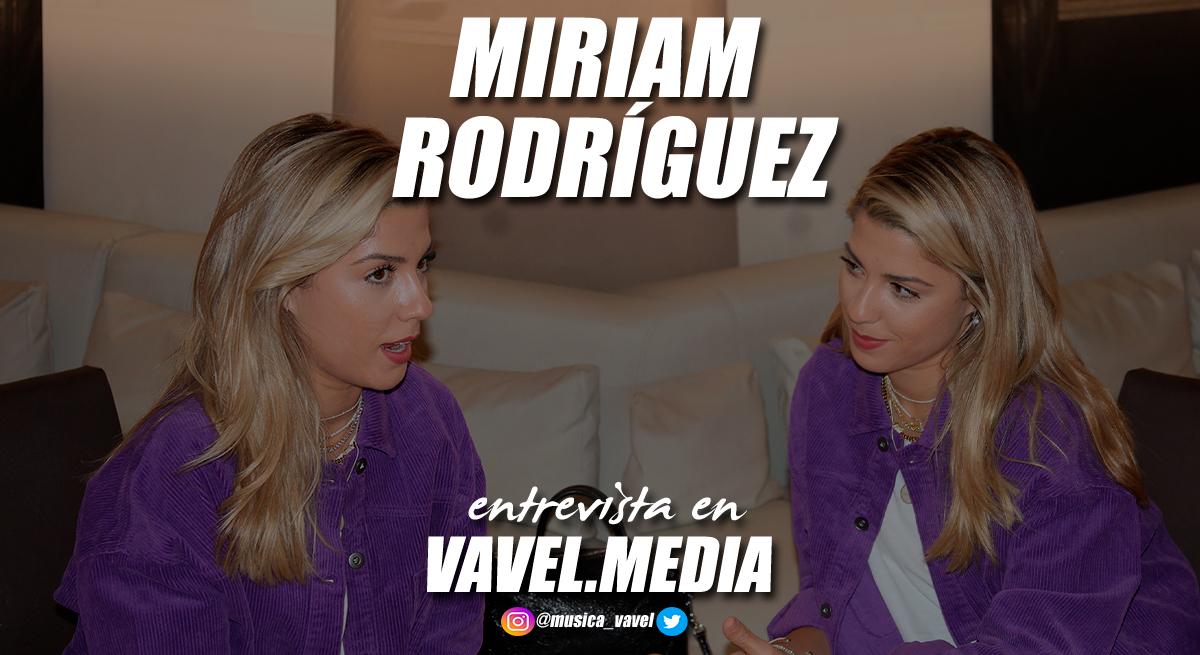 """Entrevista. Miriam Rodríguez: """"Sacar """"La dirección de tu suerte"""" en mitad de una pandemia fue una lección de vida"""""""
