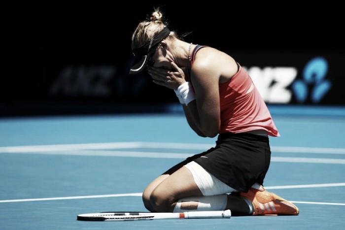 Top 10 Grand Slam Matches of 2017: #7 - Mirjana Lucic-Baroni's magnificent upset over huge favourite Karolina Pliskova