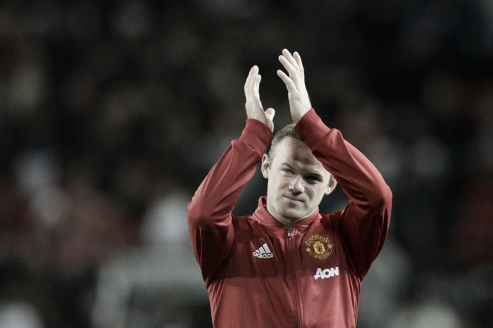 "Rooney ""proud"" after United testimonial"