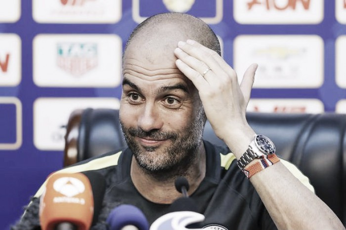 Guardiola wants his City to play with soul