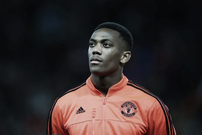 No more the centre of attention, Anthony Martial can continue his steady rise to the top