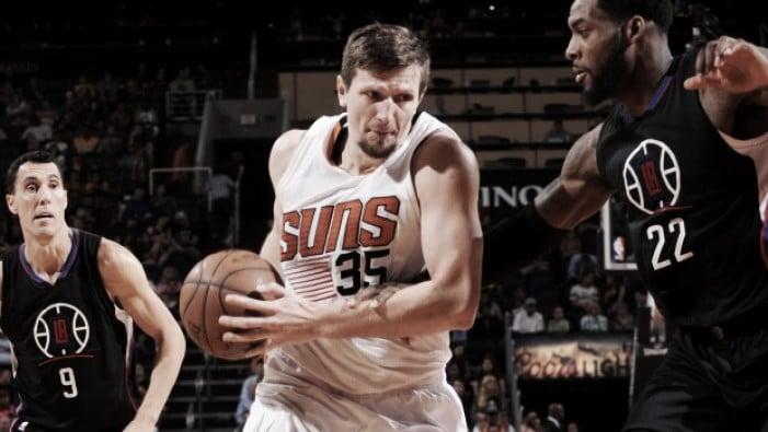 La segunda línea de los Clippers cae ante los Suns