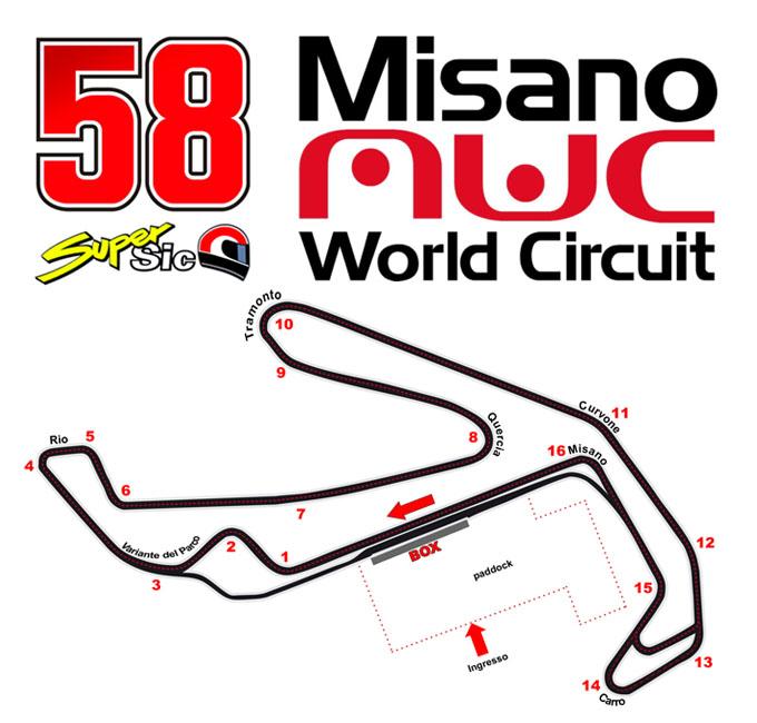 GP Misano: anteprima e orari del weekend