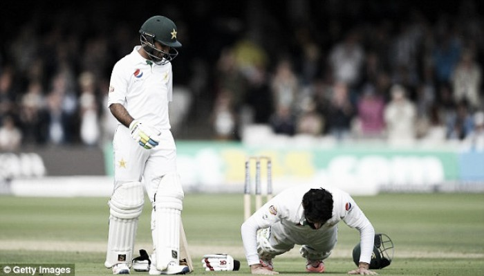 England vs Pakistan Day One: Magical Misbah frustrates England as series gets underway