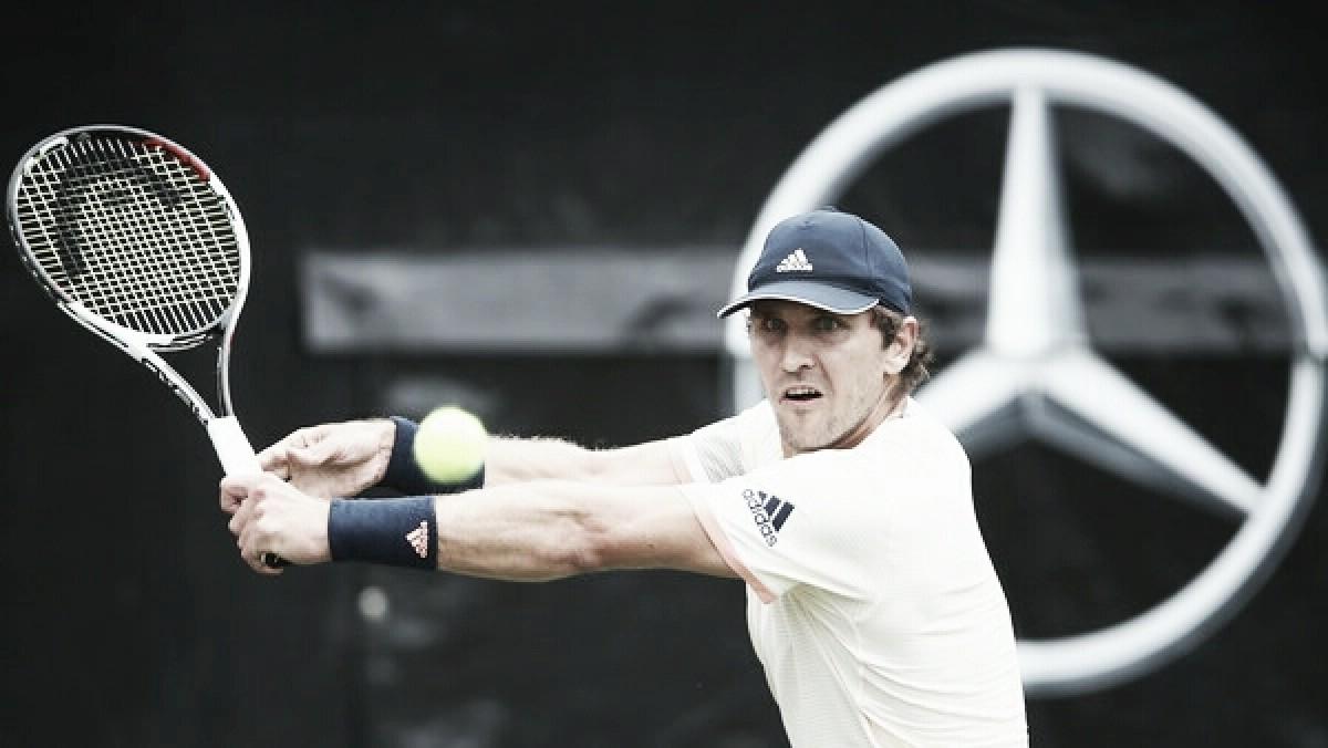 Zverev gana y será el primer rival de Federer