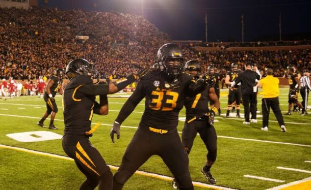 Missouri Clinches SEC East In Comeback Fashion