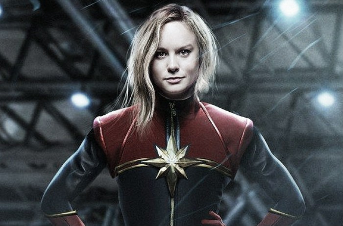 Brie Larson interpretará a Capitã Marvel nos cinemas