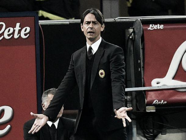Inzaghi lamenta chances perdidas pelo Milan no derby e projeta melhora