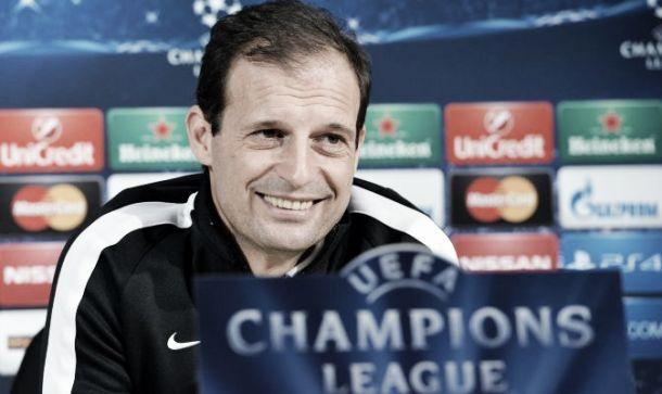 """Juventus, Allegri promette impegno: """"Andremo a San Siro a fare una bella partita"""""""