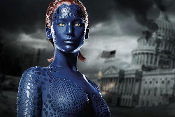 Lawrence renuncia a la saga de 'X-Men'