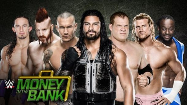 Who Should Win The 2015 WWE Money In The Bank Ladder Match?
