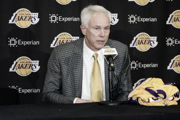 """Nba, Kupchak presenta i nuovi Lakers e rilancia: """"Cerchiamo un altro playmaker"""""""