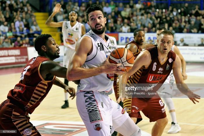 Legabasket Serie A, sesta giornata di ritorno: risultati e tabellini