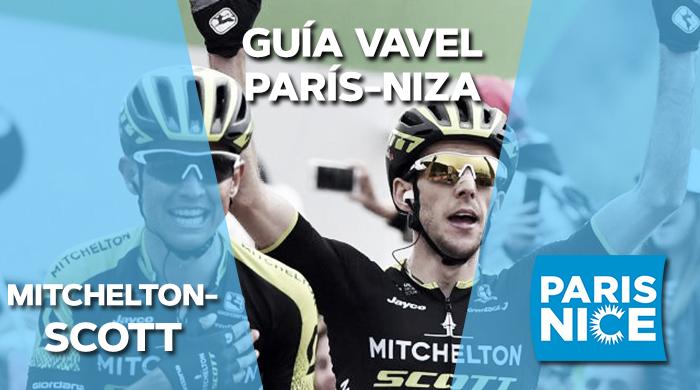 Guía VAVEL: París-Niza 2019. Mitchelton-SCOTT