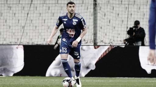 Stefan Mitrovic, nuevo jugador del Getafe CF