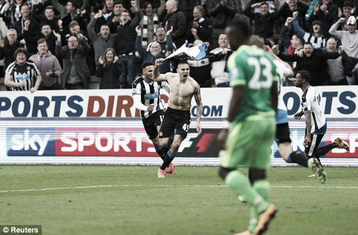 Newcastle United 1-1 Sunderland: Mitrovic strike steals points away from Black Cats