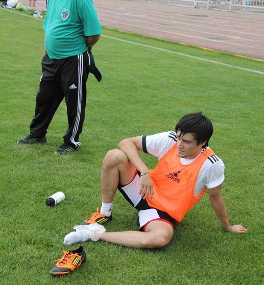 Mitrishev firma con el Terek Grozniy