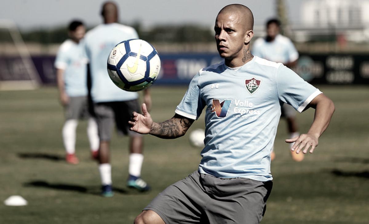 Com um edema na coxa, Marcos Júnior aumenta desfalques no Fluminense