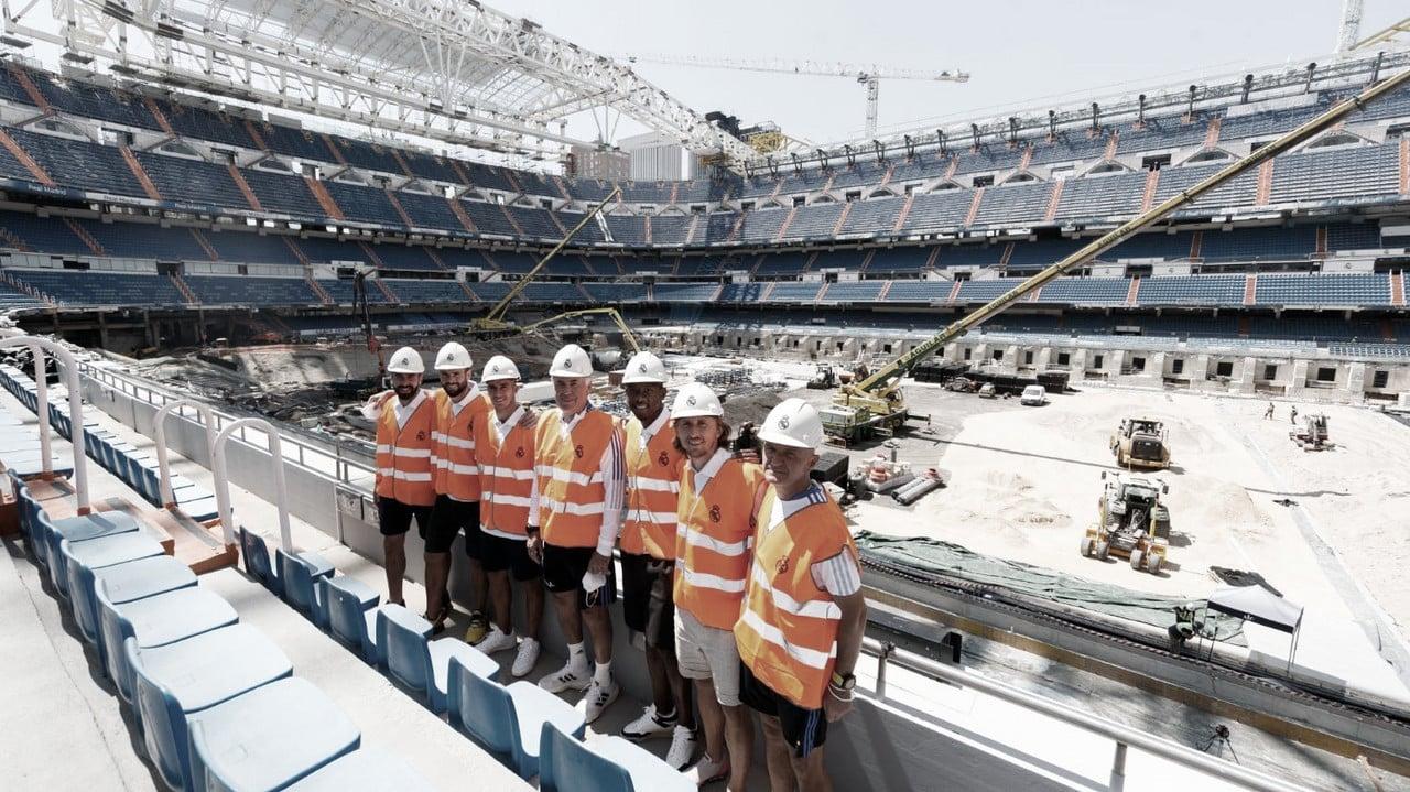 Ya hay fecha para la vuelta al Santiago Bernabéu