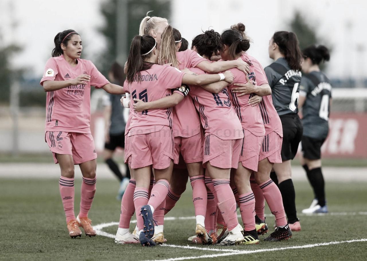 A la tercera va la vencida: brillante victoria en la Ciudad Real Madrid