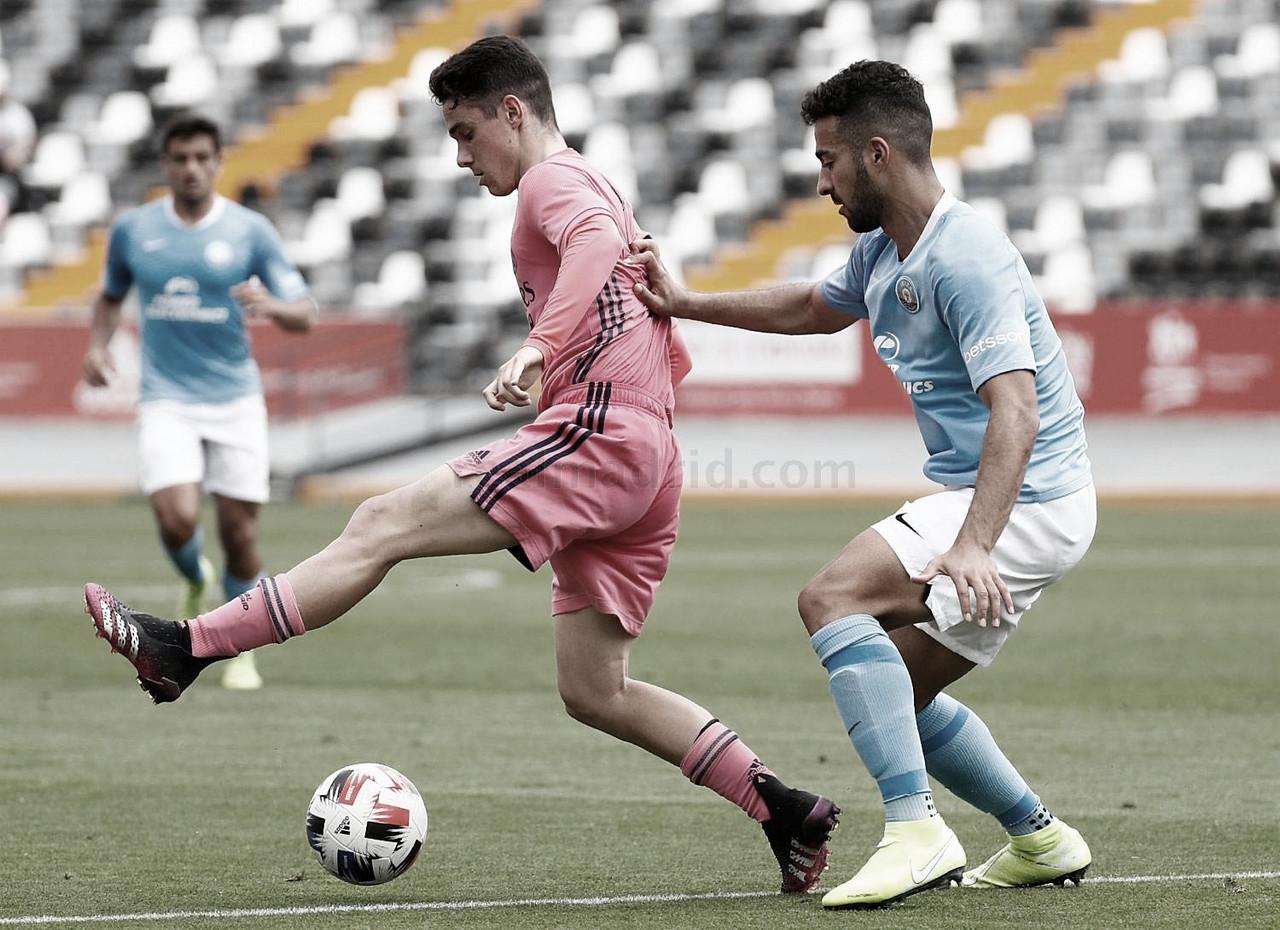 Ibiza 0-0 Real Madrid Castilla: los de Raúl caen eliminados en el playoff de ascenso