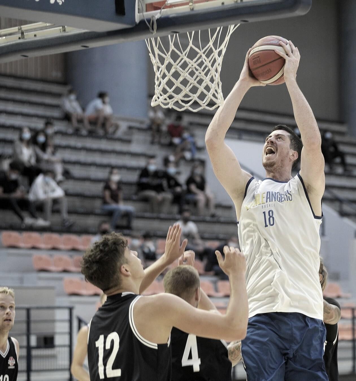 Felipe Braga espera Etoile Angers mais protagonista na temporada francesa de basquete