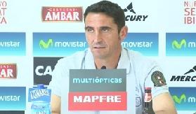 """Manolo Jiménez: """"Estaremos pendientes hasta el día 31"""""""