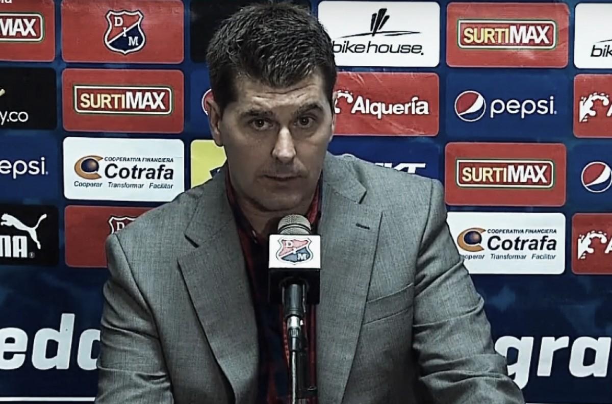 """Ismael Rescalvo: """"debemos mejorar y tenemos que trabajar para eso"""""""