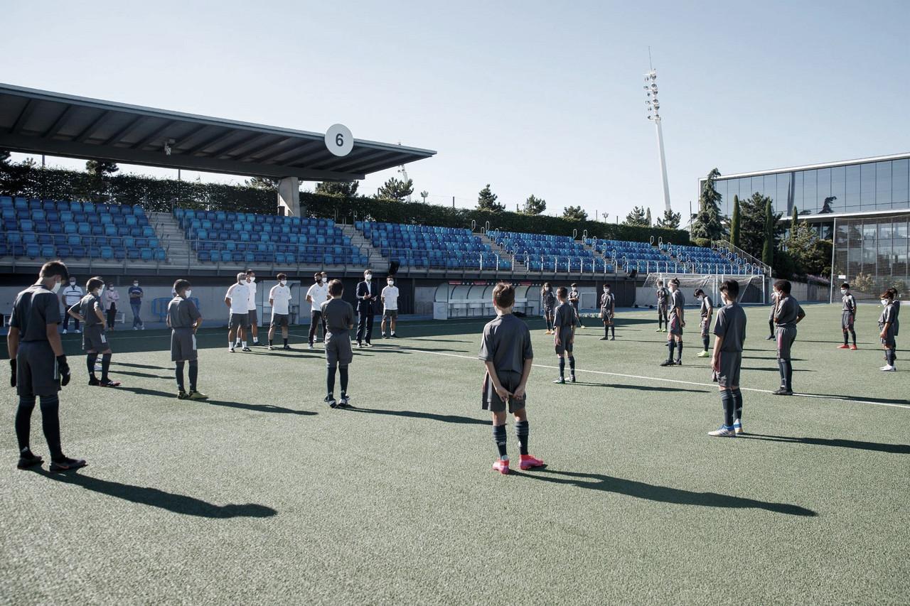 El Infantil B recibirá al Atlético Madrileño en la primera jornada de Liga