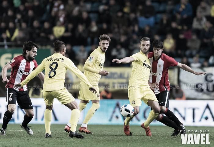 Fotos e imágenes del Villarreal CF 0-1 Athletic Club, vuelta de octavos de final de Copa del Rey
