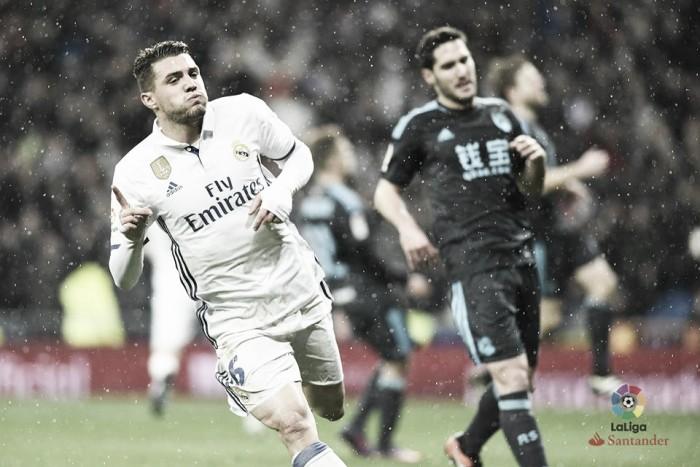 Liga, tris del Madrid contro la Real Sociedad (3-0)