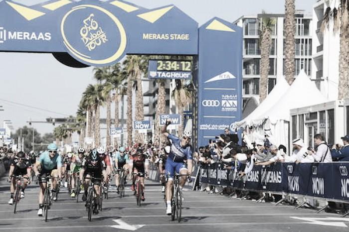 Dubai Tour, Kittel sfreccia anche nell'ultima tappa e si aggiudica la corsa