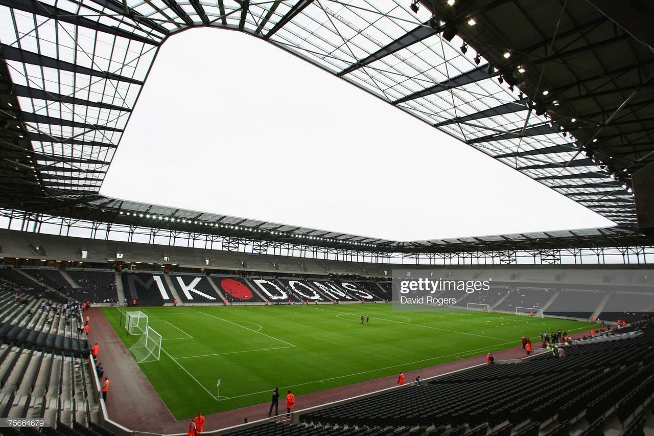 MK Dons 1-0 Bolton Wanderers: The Dons make it five unbeaten in the league