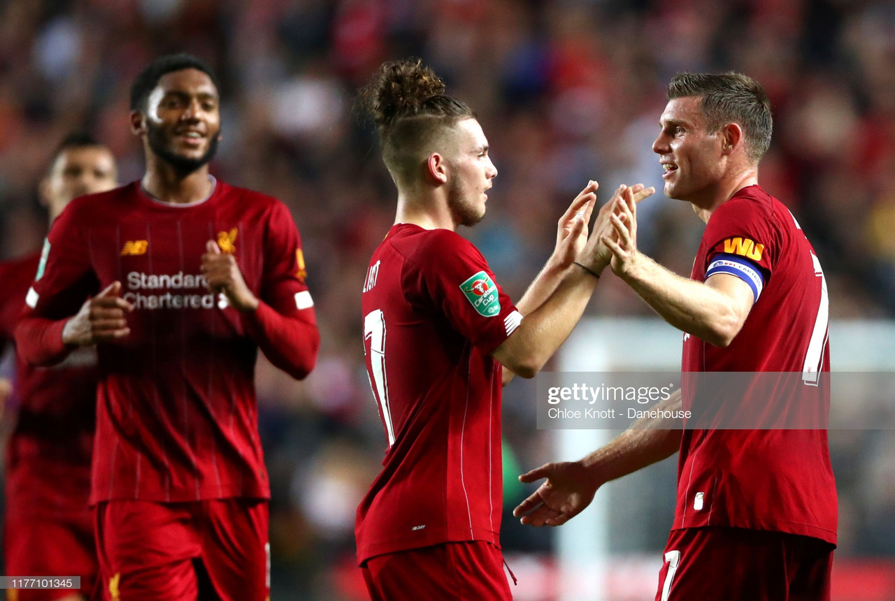 The Warm Down: Liverpool's youth sparkle in Carabao Cup