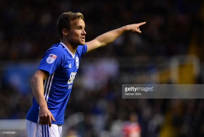 Birmingham City talisman Maikel Kieftenbeld signs new two-year deal