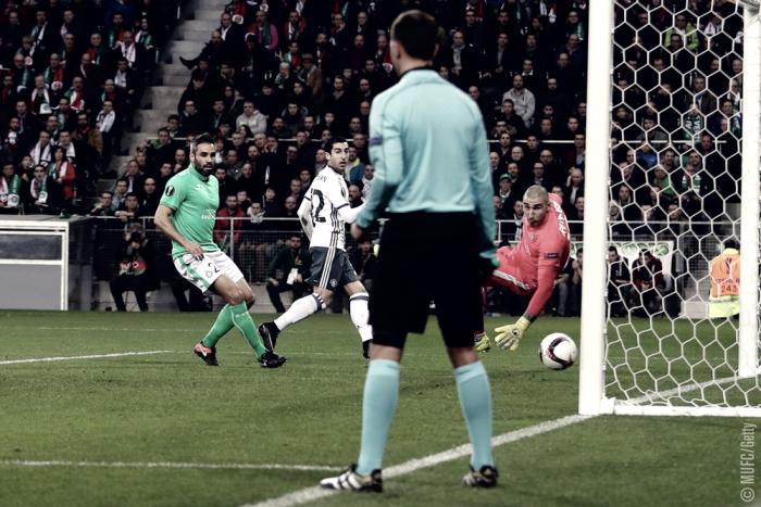 Europa League - Manchester United avanti: Red Devils di misura in casa del Saint Etienne, decide Mkhitaryan