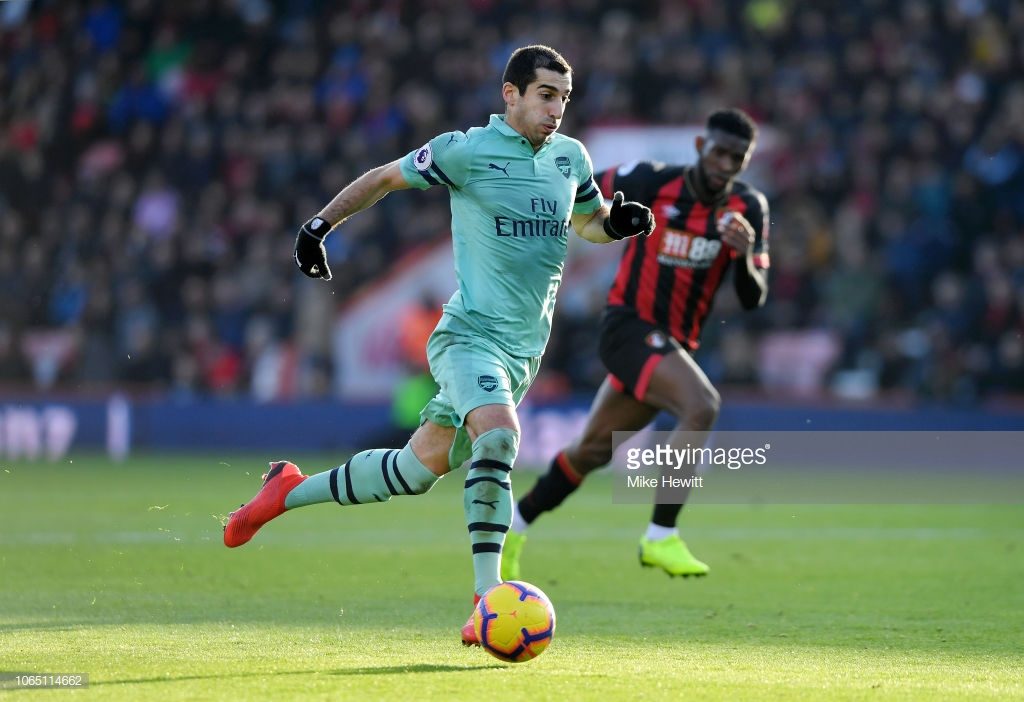 Opinion: Henrikh Mkhitaryan's form is a desperate concern