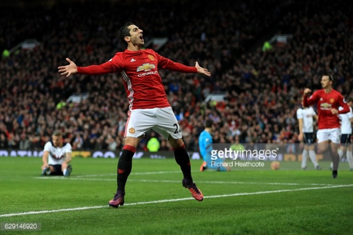 Mkhitaryan: Champions League is where Man United belong