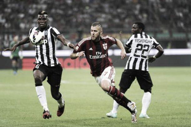 Diretta Juventus-Milan, risultati live Serie A