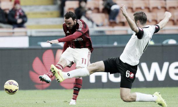 Bonaventura e Pazzini regalano la vittoria al Milan