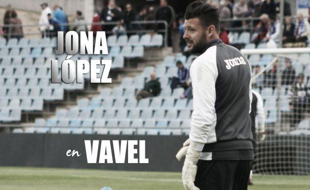 """Entrevista. Jona López: """"Pablo Franco se veía condicionado en las alineaciones"""""""