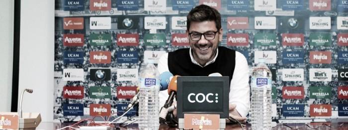 """Katsikaris: """"El Juventut busca unbuen partido y competir"""""""